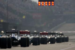 F1 - Le plateau de la saison 2014 de Formule 1