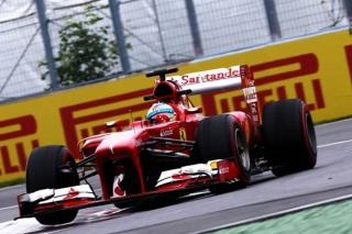 Alonso se contente de sa place