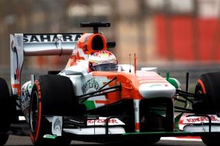 © Pirelli - La Force India n'évoluera plus cette année