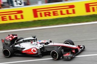© Pirelli - Les pilotes McLaren vont tâcher de faire des progrès à Monza