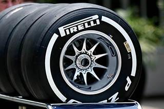 © Pirelli - Pas de changement dramatique en vue pour les pneumatiques en F1