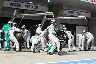 © Pirelli - Quelles stratégies ont employé les hommes de Mercedes ?
