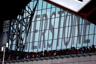 © Pirelli - Silverstone reste dans le giron du BRDC mais est désormais loué à une autre société