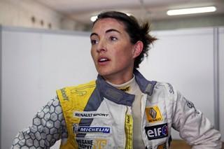 © Renault Sport - Après la Mégane Trophy, Margot Laffite monte à bord du SAV de la F1