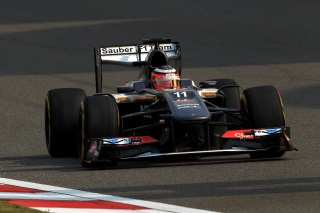 © Sauber - Hülkenberg optimiste à Silverstone