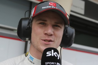 © Sauber : Nico Hülkenberg égalise la meilleure performance de sa carrière