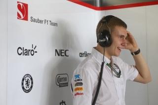 © Sauber - Sergey Sirotkin sera en Australie le plus jeune pilote de l'Histoire à participer à un Grand Prix.