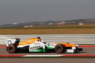 © Sutton - Di Resta compte sur le rythme de sa voiture pour le Grand Prix