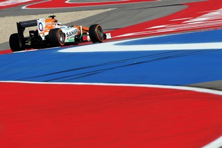© Sutton - Sutil a vu sa course s'arrêter plus tôt que prévu