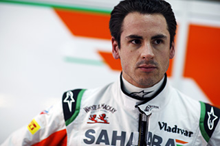 F1 - Adrian Sutil, le virtuose incompris