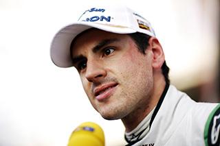 © Sutton - Adrian Sutil ne vise rien de moins que le podium à Monaco !