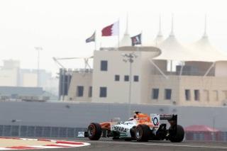 © Sutton - Belle performance d'ensemble des pilotes Force India