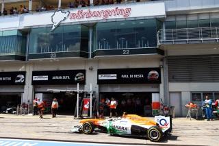 © Sutton - Le Nüburgring va continuer à accueillir la F1