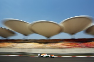 © Sutton - En quelle position classeriez-vous les pilotes Force India ?