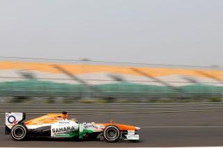 © Sutton - Sahara Force India veut briller devant son public