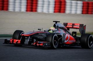 © V. Guignet / Fan-F1 - Pérez en tête pour sa deuxième et dernière journée