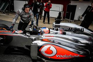 © Vincent Guignet/Fan-F1.com - Jenson Button veut faire de son mieux face à son public