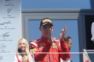 © GP2 - Marciello rejoint Sauber en F1