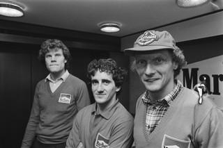 © ANEFO / R.C. Croes - Prost et Lauda se sont battus pour la victoire