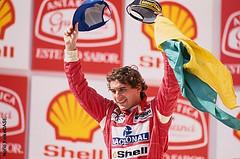 Journée évènementielle en hommage à Senna le 9 novembre prochain.