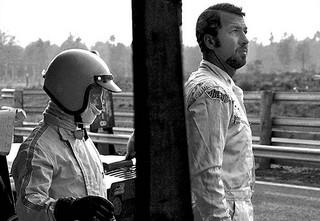 © Bengt Ason Holm - Jo Bonnier, à droite, et sa célèbre barbichette