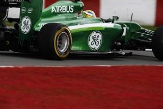 Reverra-t-on un jour une Caterham lors d'un Grand Prix de F1 ?