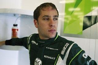 © Caterham - Frijns n'est plus un membre de l'écurie Caterham F1