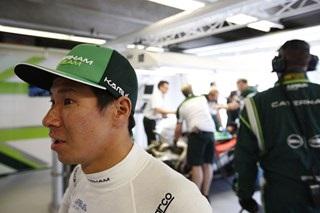Kobayashi signe brillamment son retour