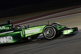 Ecclestone a aidé Caterham à se rendre à Abu Dhabi