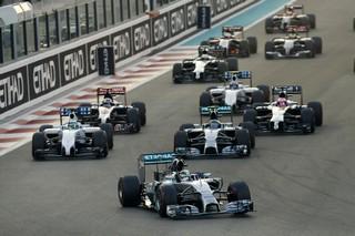 © Daimler - Hamilton a emporté vos suffrages, la course et le titre