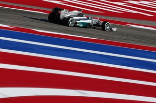 © Daimler - Rosberg l'emportera-t-il à Austin ?