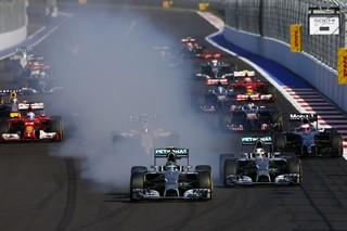 © Daimler - Combien de voitures seront sur la grille à l'avenir ?