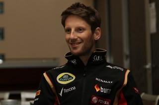 © Fan-F1 / L. Lefebvre - Grosjean est ravi de prendre de nouveau part à la Course des Champions