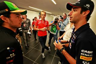 © MotorsInside / Q.Laurent - Une génération de pilotes brutalement réveillée par l'accident de Bianchi