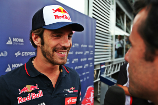© Quentin Laurent / Fan-F1 - Jean-Eric Vergne ne tarit pas d'éloges sur Daniel Ricciardo.