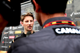 © Fan-F1 / Q. Laurent - Grosjean attend de voir