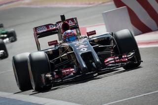 © Fan F1 - Du mieux pour Lotus en course ?