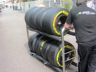 Pirelli reste en F1