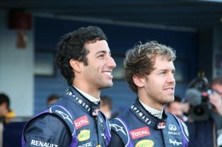 © Fan-F1 - Ricciardo satisfait de son vendredi