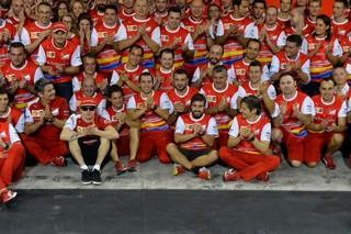 © Ferrari - Fernando Alonso dresse le bilan