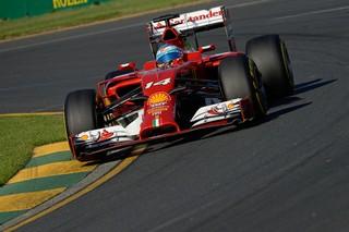 © Ferrari - Alonso sera une fois de plus le pilote Ferrari le mieux placé sur la grille, au Brésil