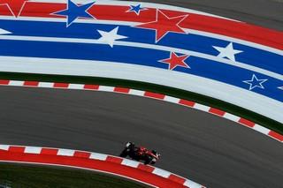 Les étoiles de la F1 vont briller ce week-end au Texas