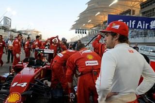 © Ferrari - Alonso :