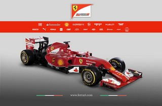 © Ferrari - La F14-T nouvelle est arrivée
