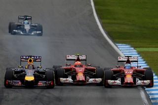Alonso grand animateur de ce week-end de course