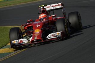© Ferrari - Regain de forme pour Raikkonen