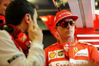 © Ferrari - Raïkkönen veut dire au revoir à la F1 fin 2015