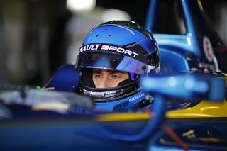 © FIA / Formula E - Prost prend la pole !
