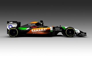 © Force India - Voilà la VJM07 !