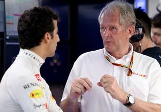 Marko aime les départs de Ricciardo